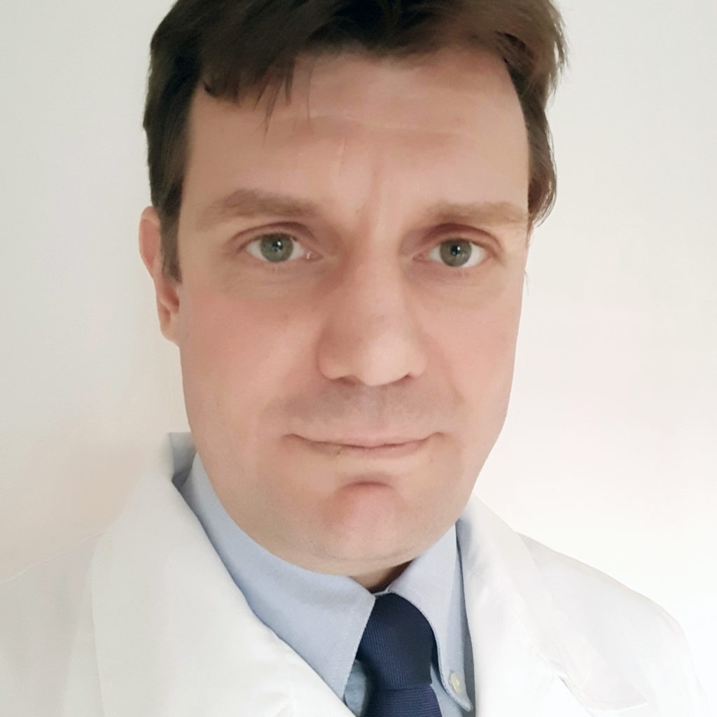 dott. Mikhail Dodonov